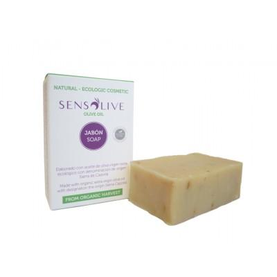 Jabón Artesano Ecológico Sensolive 85 g