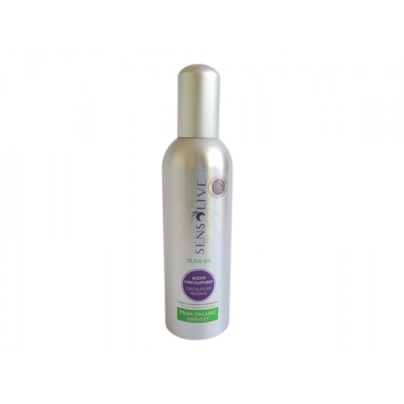 Aceite Circulatorio Ecológico Sensolive 150 ml