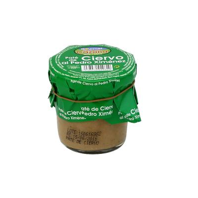 Paté de Ciervo al Pedro Ximénez 100 g