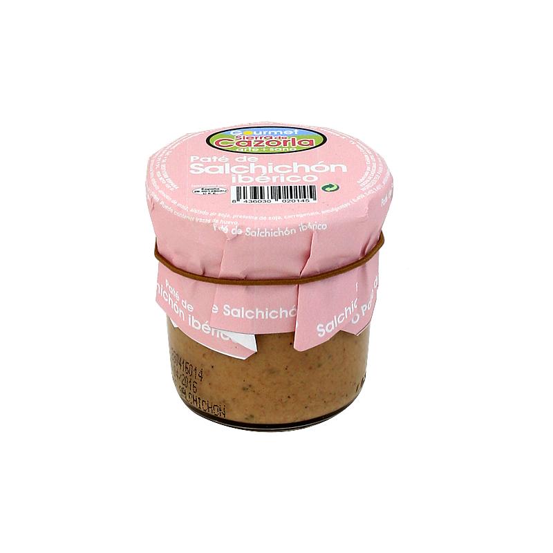 Paté de Salchichón Ibérico 100 g