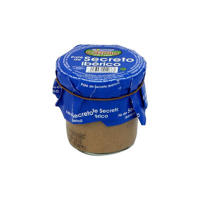 Paté de Secreto Ibérico 100 g