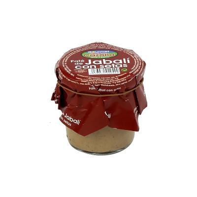 Paté de Jabalí con Setas 100 g