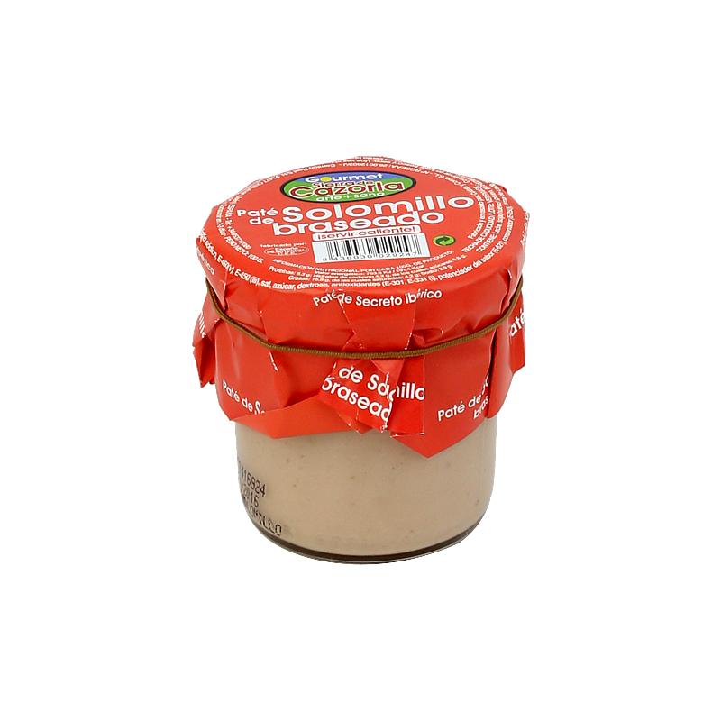 Paté de Solomillo Braseado 100 g