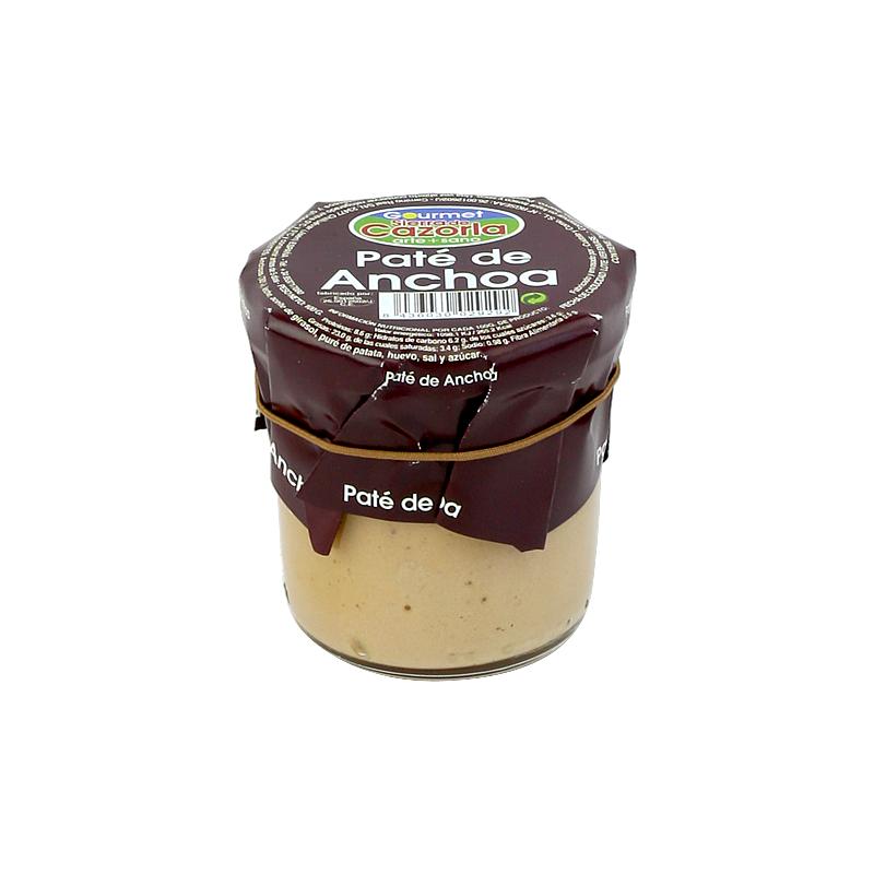 Paté de Anchoa 100 g