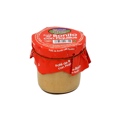 Paté de Bonito con Piquillos 100 g