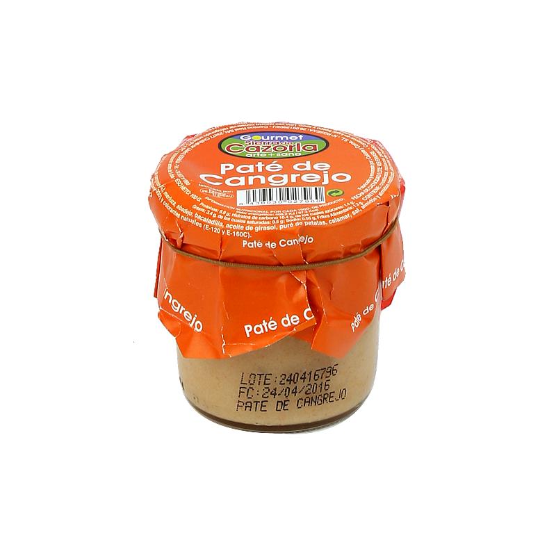 Paté de Cangrejo 100 g