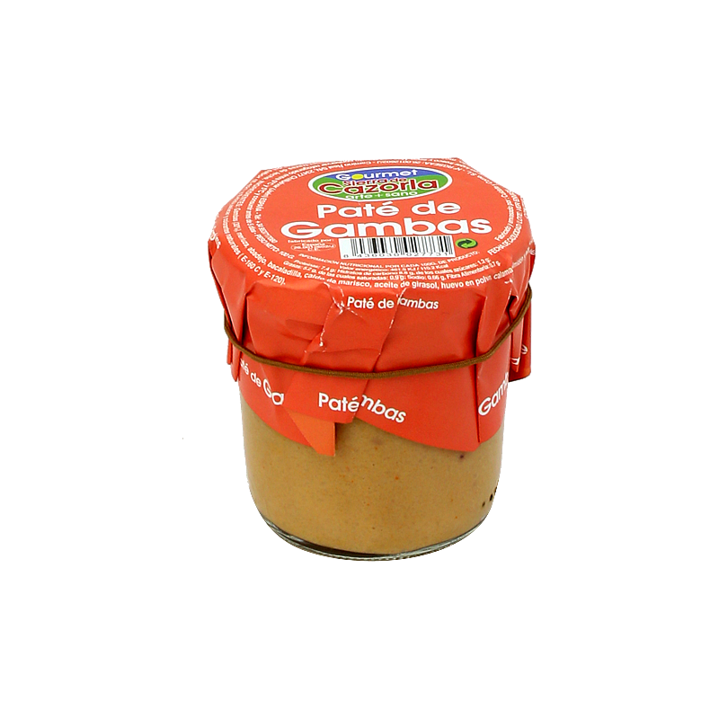 Paté de Gambas 100 g