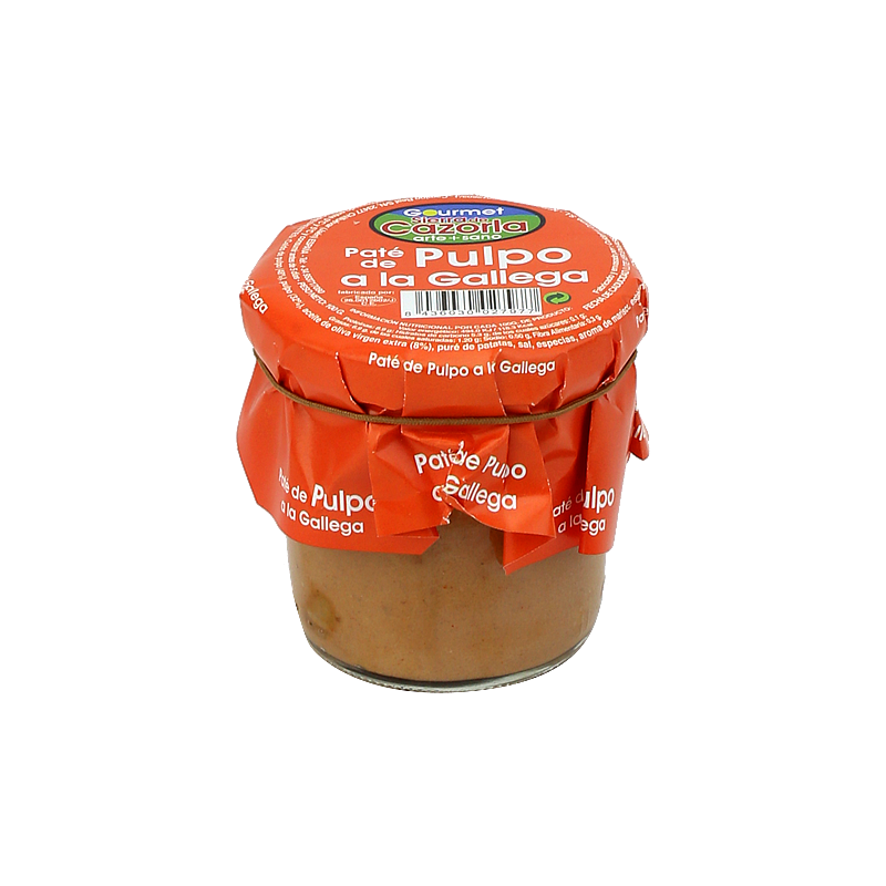 Paté de Pulpo a la Gallega 100 g