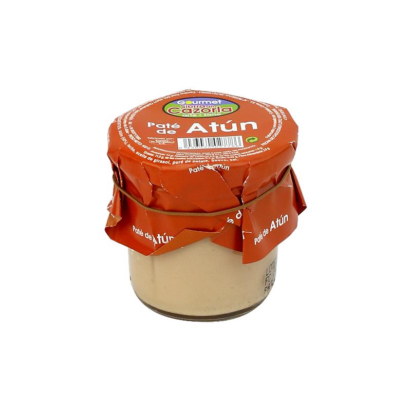 Paté de Atún Gourmet 100 g
