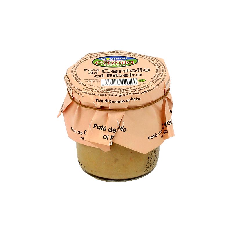 Paté de Centollo al Ribeiro 100 g
