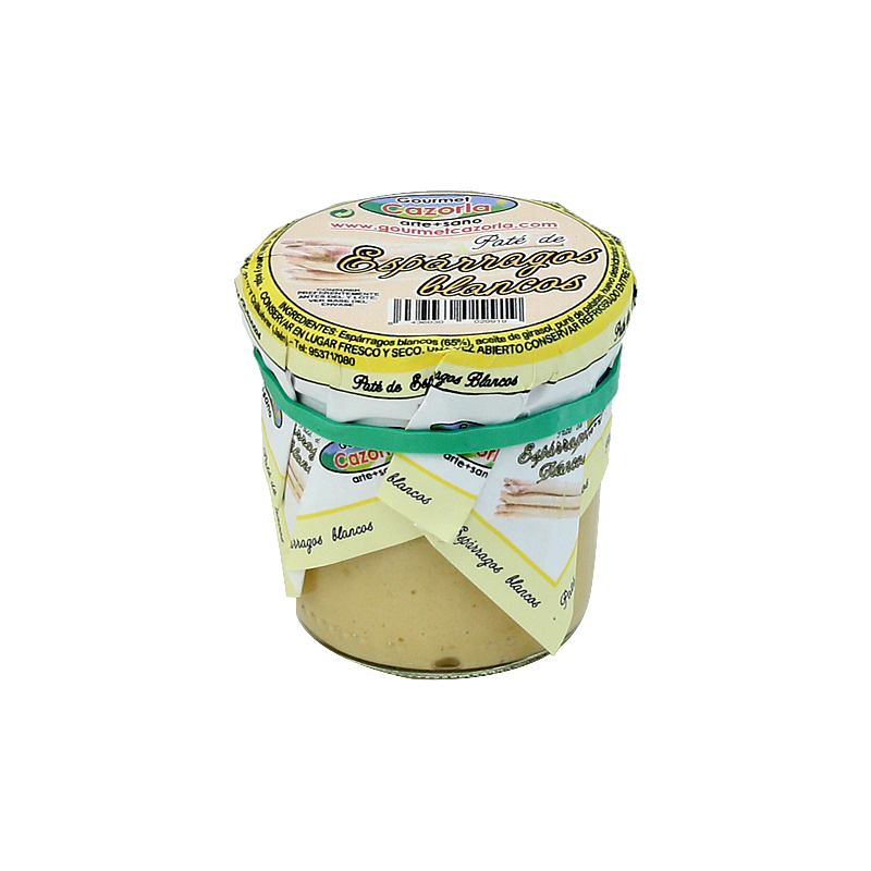 Paté de Espárragos Blancos 100 g