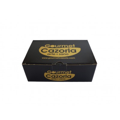 Caja de 6 unidades de Patés Gourmet Cazorla