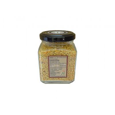 Polen de abeja Gourmet Oro del Yelmo 125 g etiqueta
