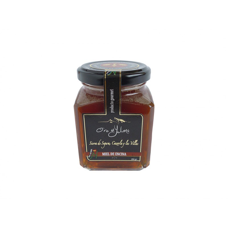 Miel Gourmet de Encina Oro del Yelmo 280 g