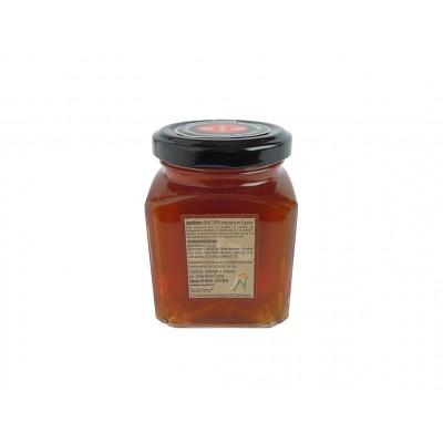 Miel Gourmet de Tomillo Oro del Yelmo 280 g etiqueta