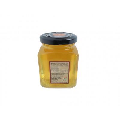 Miel Gourmet de Azahar Oro del Yelmo 280 g etiqueta