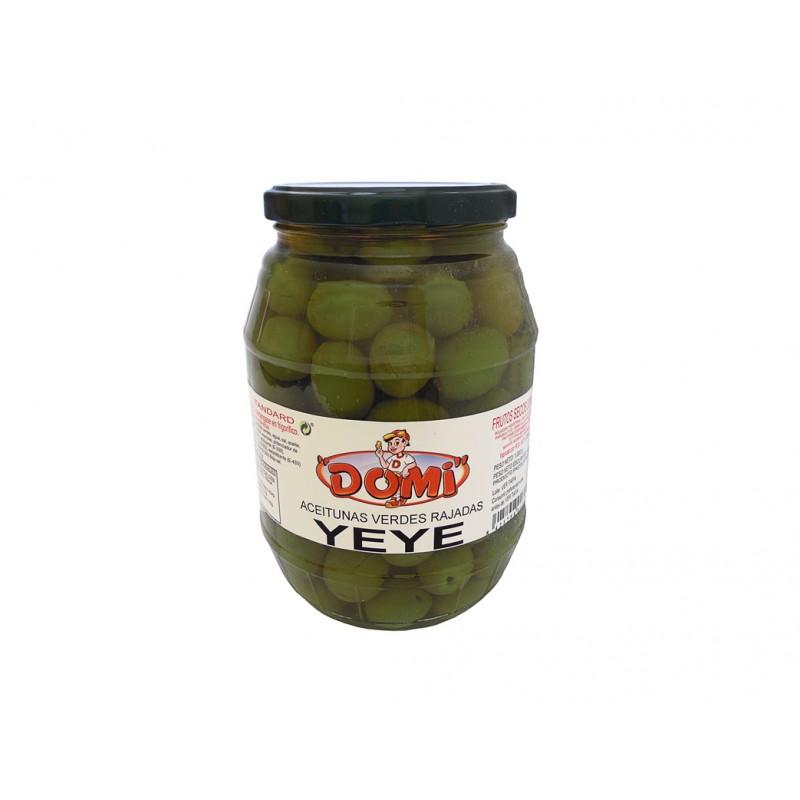 Aceitunas YeYe DOMI 600 g