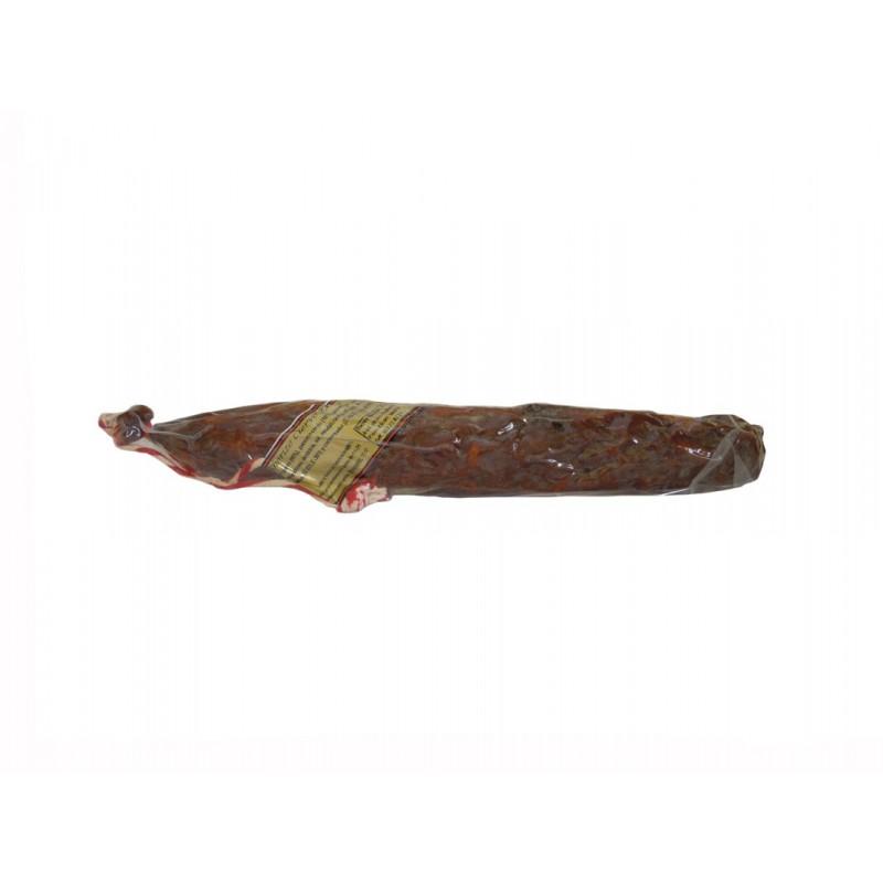 Chorizo de Ciervo Extra Jamones y Embutidos El Chulo 250 g