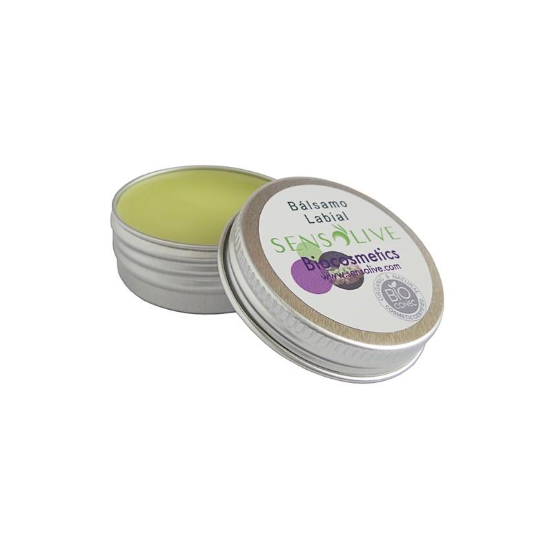 Bálsamo Labial Ecológico de AOVE Sensolive 15 ml