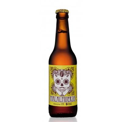 Cerveza Artesanal Malalmuerzo (Estilo IPA) 33 cl