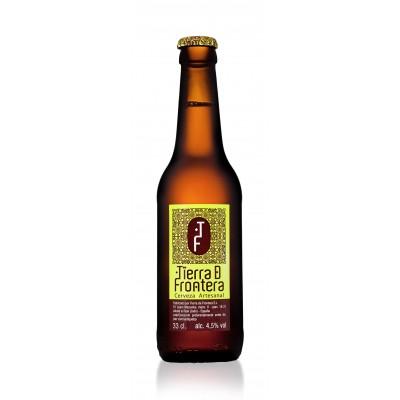Cerveza Artesanal Tierra de Frontera (Estilo Pale Ale) 33 cl