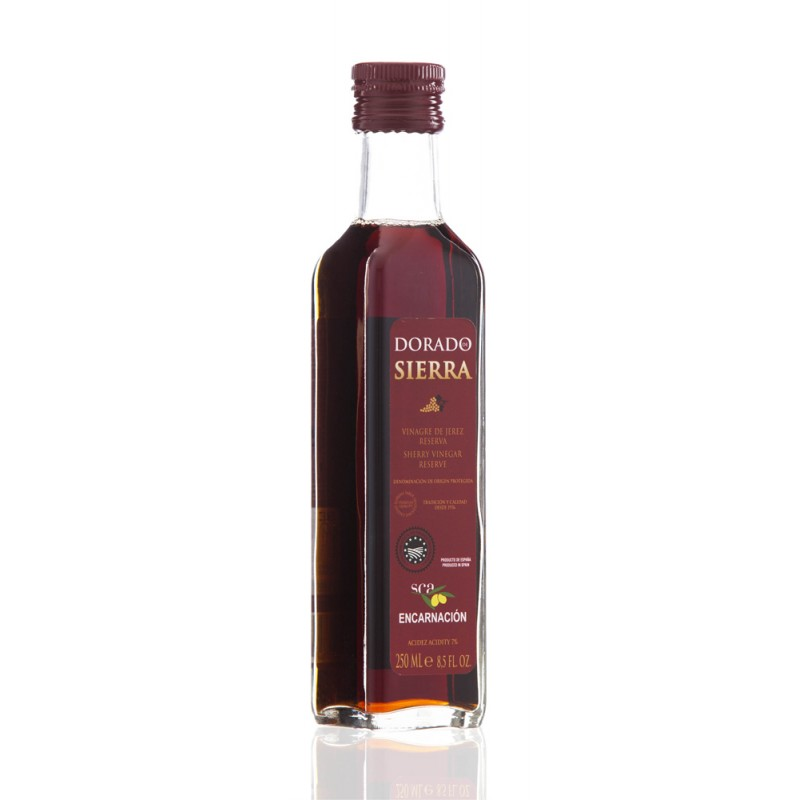 Vinagre de Jerez Reserva D.O. Protegida 250 ml