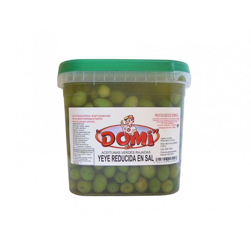 Aceitunas YeYe DOMI 2.250 g