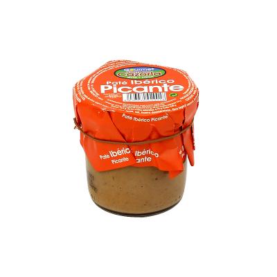 Paté Ibérico Picante 100 g