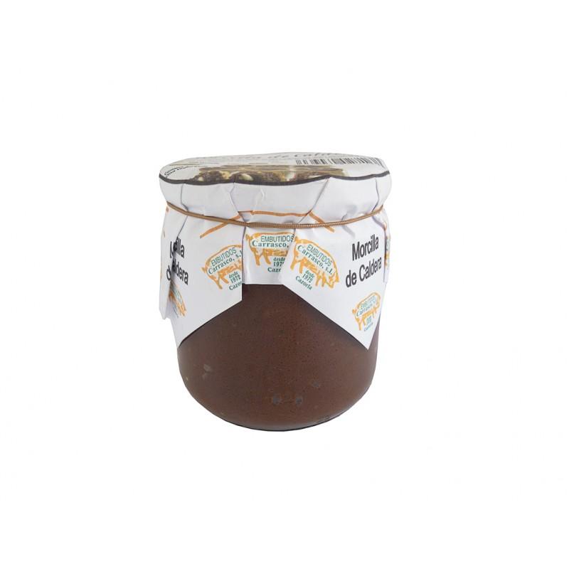 Morcilla de Caldera 320 g Embutidos Carrasco