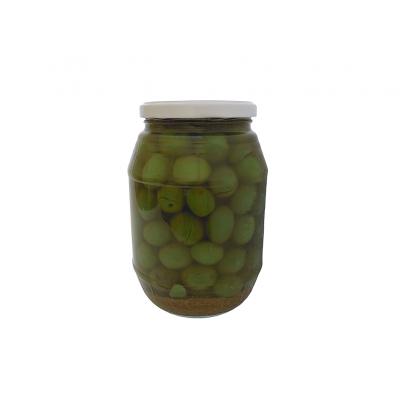 Aceitunas verdes Chupadeos Aceitunas y Encurtidos El Yelmo 550 g