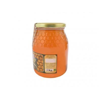 Miel de Romero Apicazorla 1 kg etiqueta