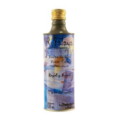 Aceite de Oliva Virgen Extra Coupage Royal y Picual Temprano con D.O. Sierra de Cazorla 500 ml