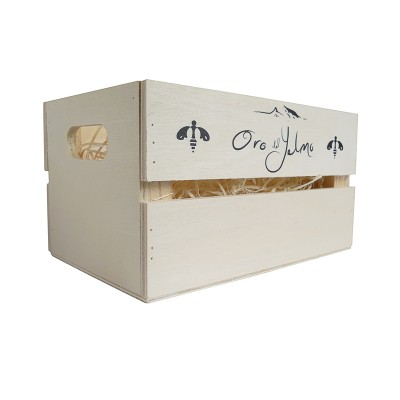 Caja de madera Oro del Yelmo