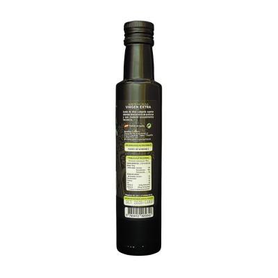 Tabla nutricional AOVE Premium variedad Royal D.O. Sierra de Cazorla CAYMA