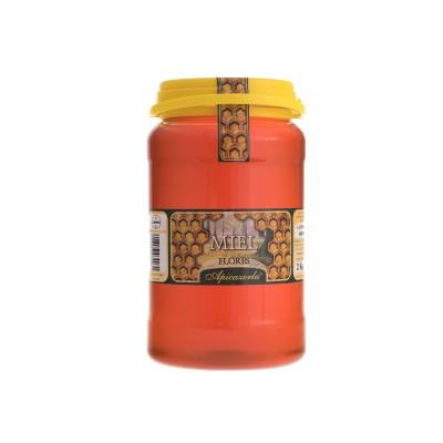 Miel Pura de Flores Apicazorla 2 kg ¡Formato Ahorro!