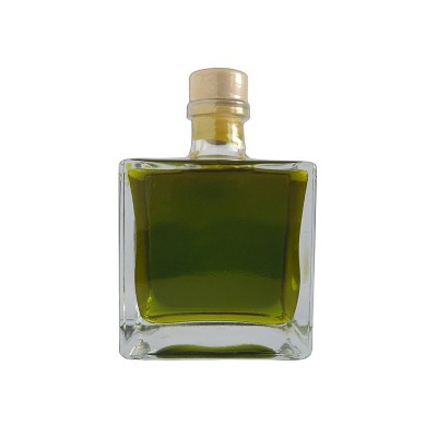 Aceite de Oliva Virgen Extra D.O. Premium Verde variedad Picual 100 ml Nuestro Aroma