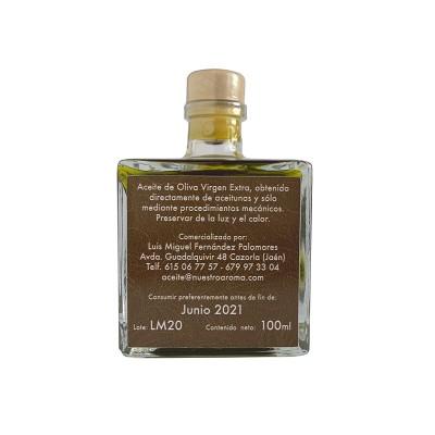 AOVE D.O. Premium de Extracción en frío 100 ml Nuestro Aroma