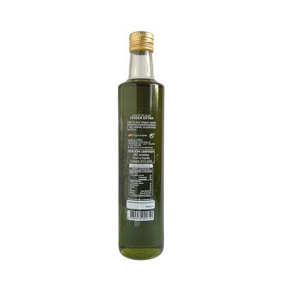 Aceite de Oliva Virgen Extra D.O. Royal Verde Premium 500 ml Edición Limitada CAYMA