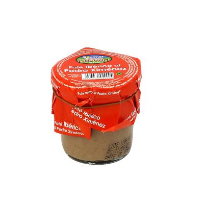 Paté Ibérico al Pedro Ximenez 100 g