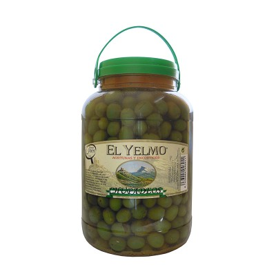 Aceitunas Chupadeos Aceitunas y Encurtidos El Yelmo 2,2 kg