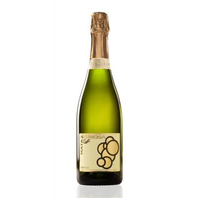 Vino espumoso Matahermosa Semiseco 75 cl 11,5% vol.