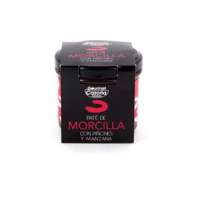 Paté de Morcilla con Piñones y Manzana 110 g (Premium)