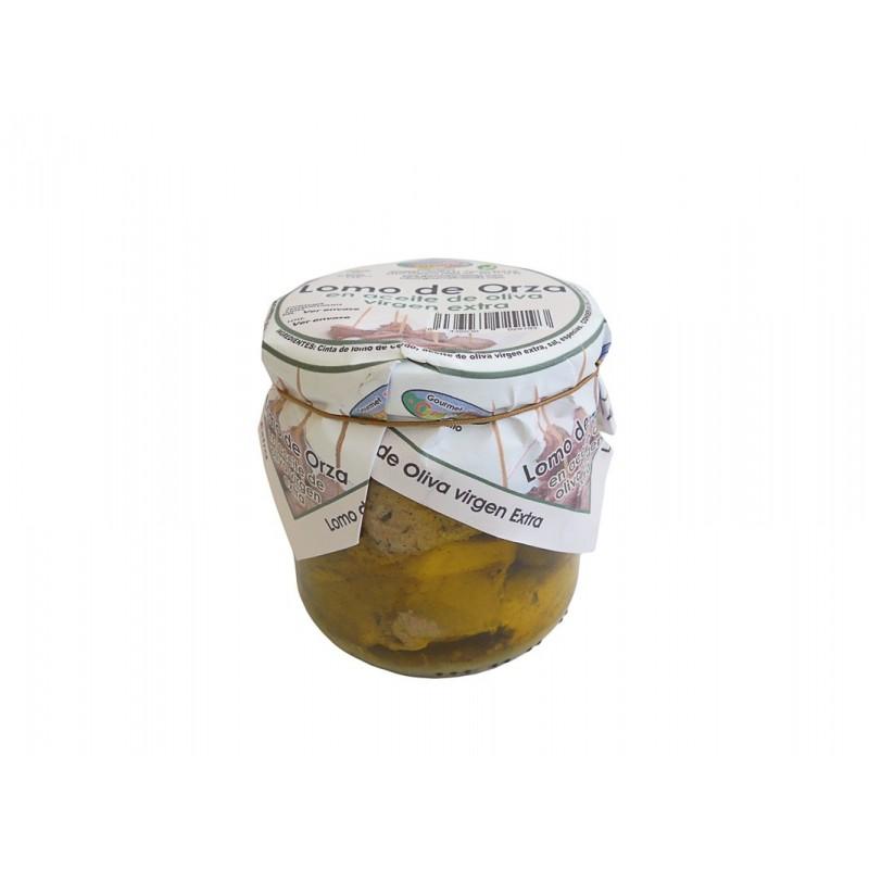 Lomo de Orza en AOVE Gourmet Cazorla 300 g