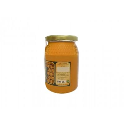 Miel de Romero Apicazorla 500 g etiqueta
