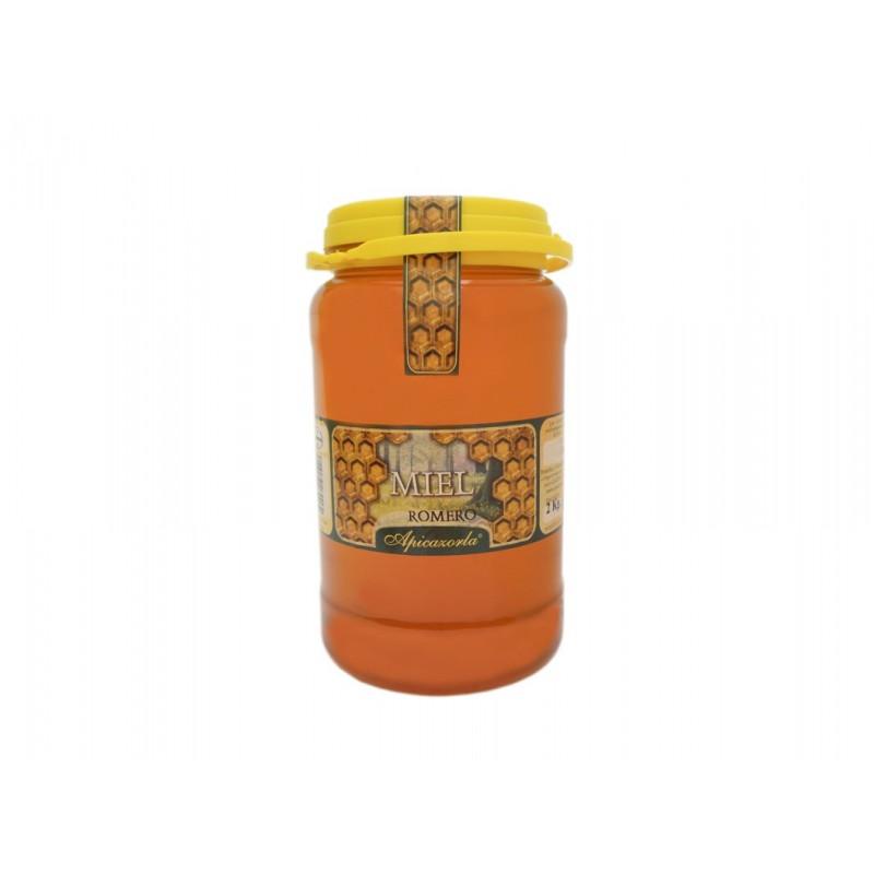 Miel de Romero Apicazorla 2 kg