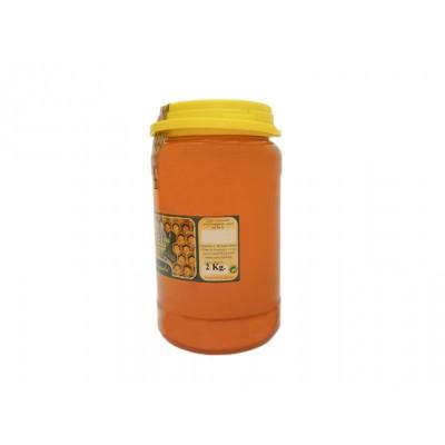 Miel de Romero Apicazorla 2 kg etiqueta