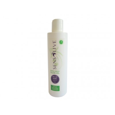 Gel de Baño Ecológico Sensolive 250 ml Natural Conec