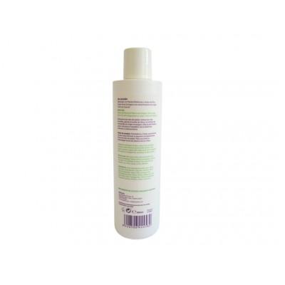 Gel de Baño Ecológico Sensolive 250 ml etiqueta