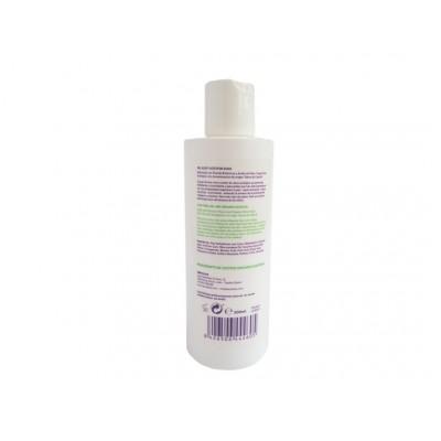Loción Regenerante Ecológica Sensolive 200 ml etiqueta