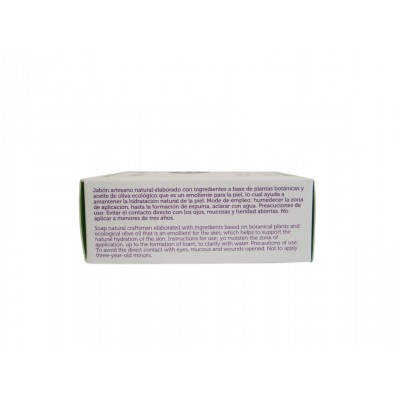 Jabón Artesano Ecológico Sensolive 85 g caja